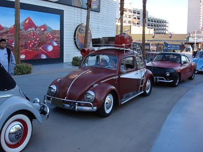 Las Vegas Freemont St 2007