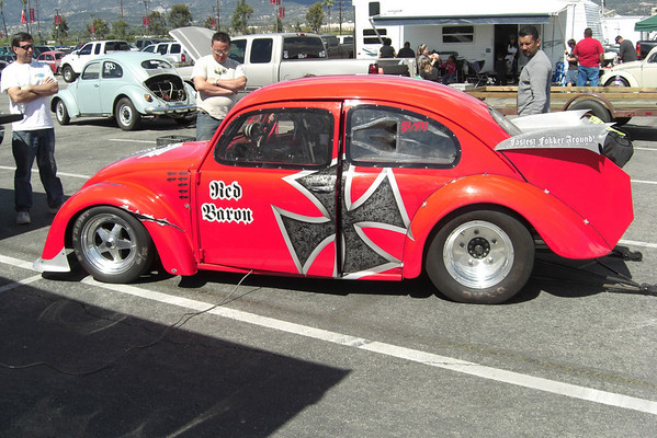 Drag Day - Irwindale March 2008