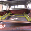 Three-quarters of a late Bay roof for fitting a Westfalia pop-top