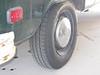 New Hankook RA08 LT tire in 185R14 at right rear