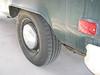 New Hankook RA08 LT tire in 185R14 at left rear