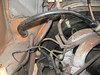 Electrical harness passing through driver's side firewall - missing engine to body seal