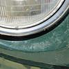 Passenger side headlight bowl