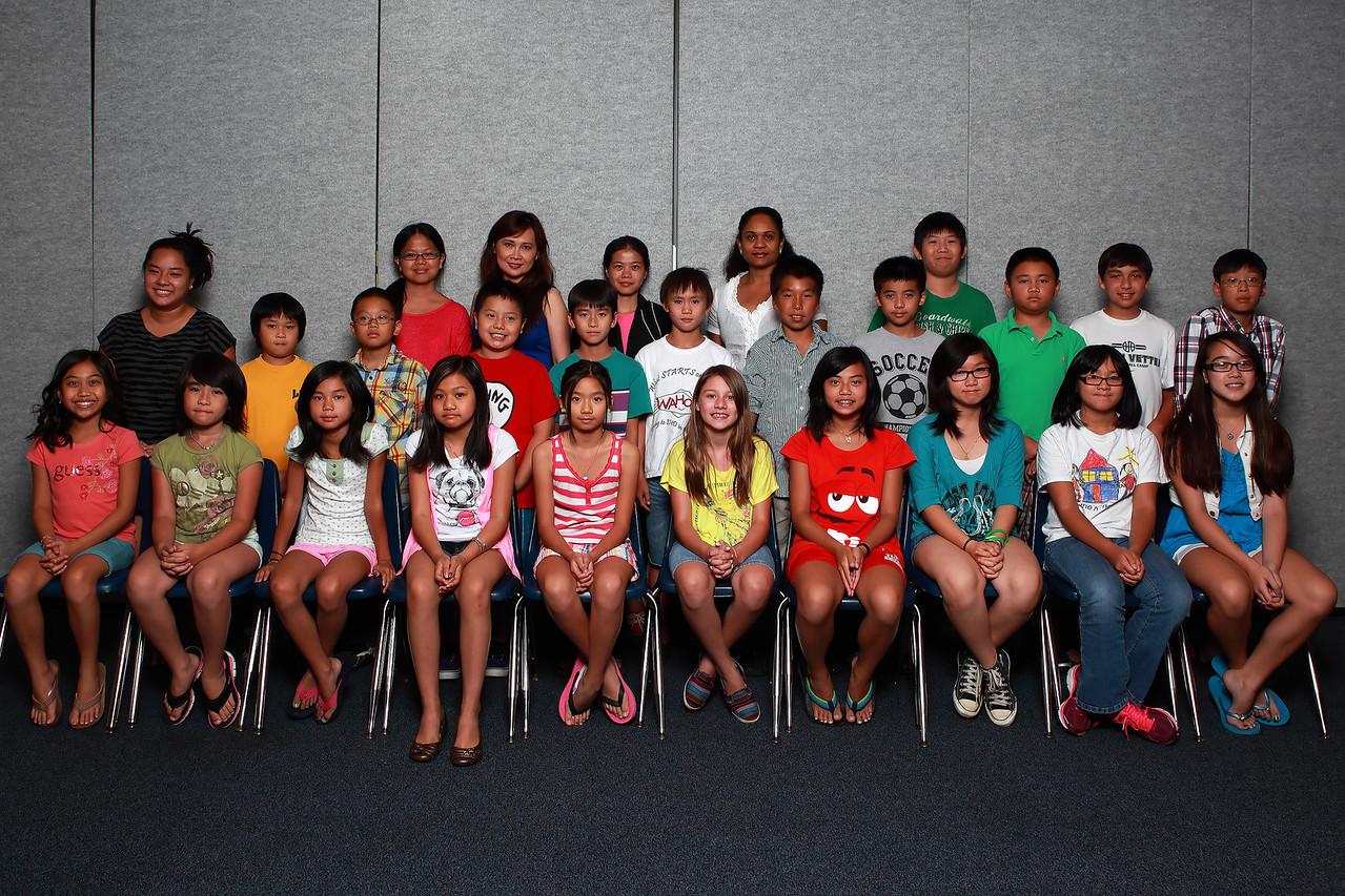 Class 2D - cô Monica, cô Phương Mai, TA KD