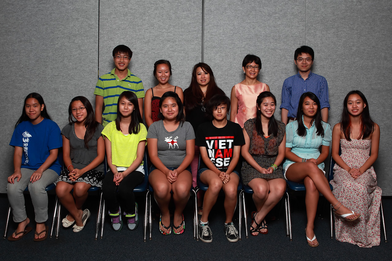 Class 7A - cô Trinh, cô Phương Mai,  TA KD, TA KD