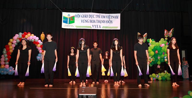 Đoàn múa VYEA