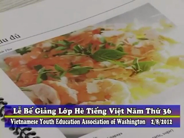Broadcast of the THVN HTD - Vietnamese Television Washington D.C. <br /> Part I