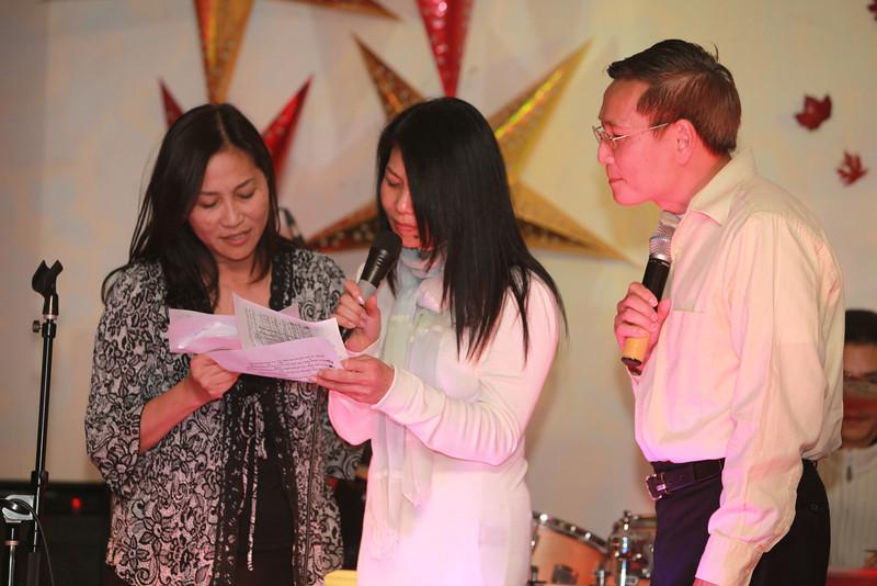 Thúy Vân, Liễu, Tín