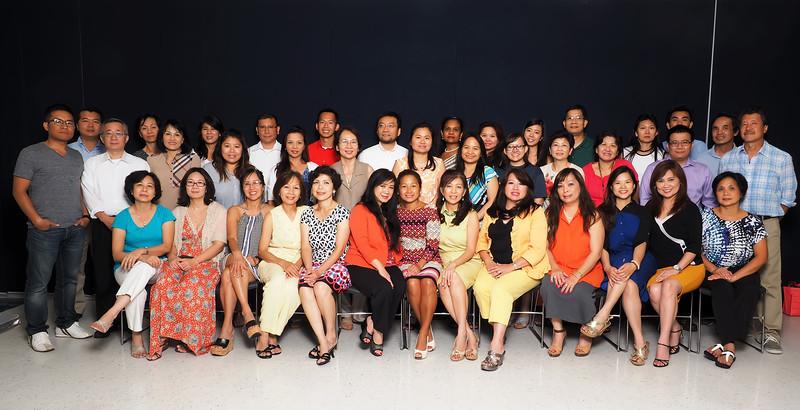 2015 - Các Thầy Cô