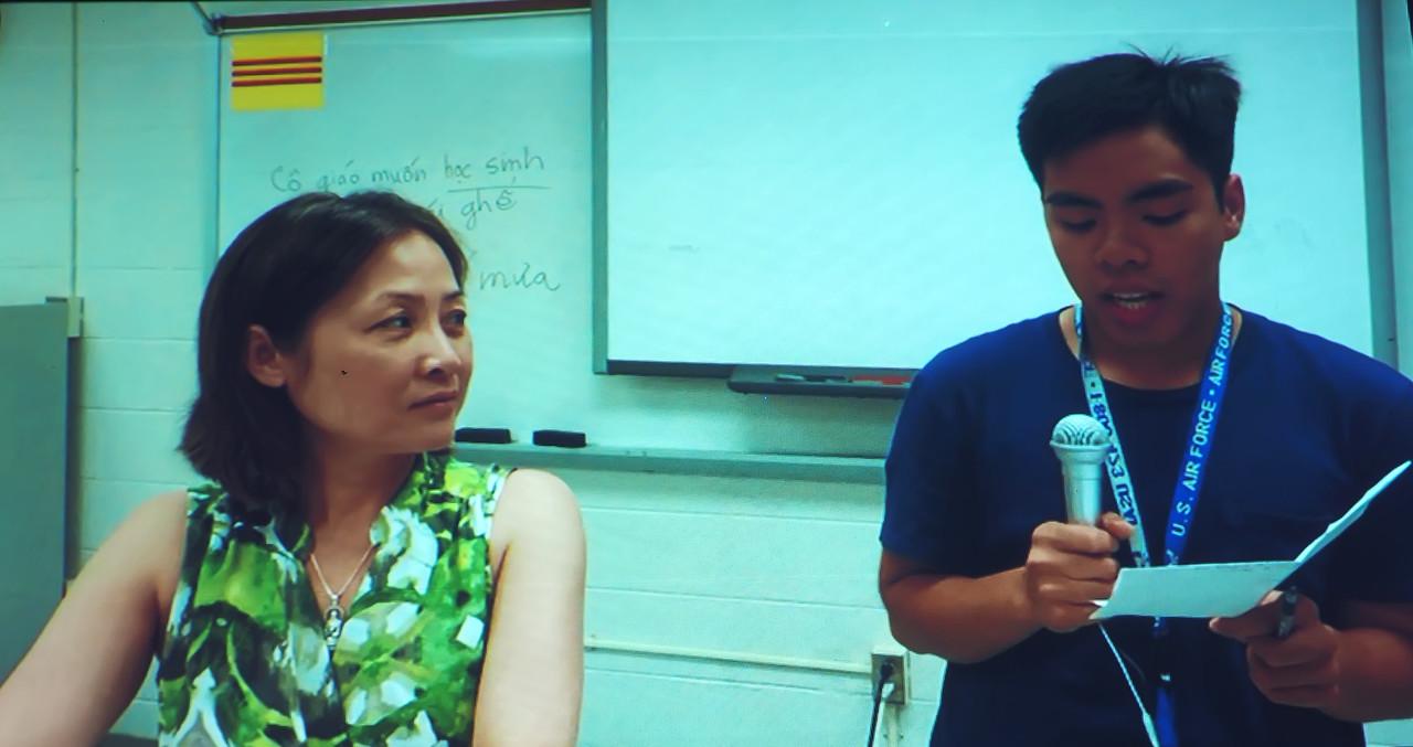 T.A. Video, cô Châu Thu Thủy