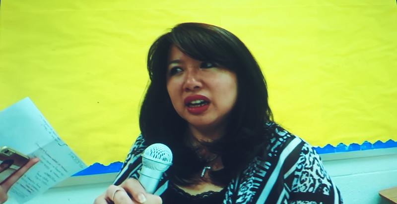 T.A. Video, cô Nguyễn Phan Trinh