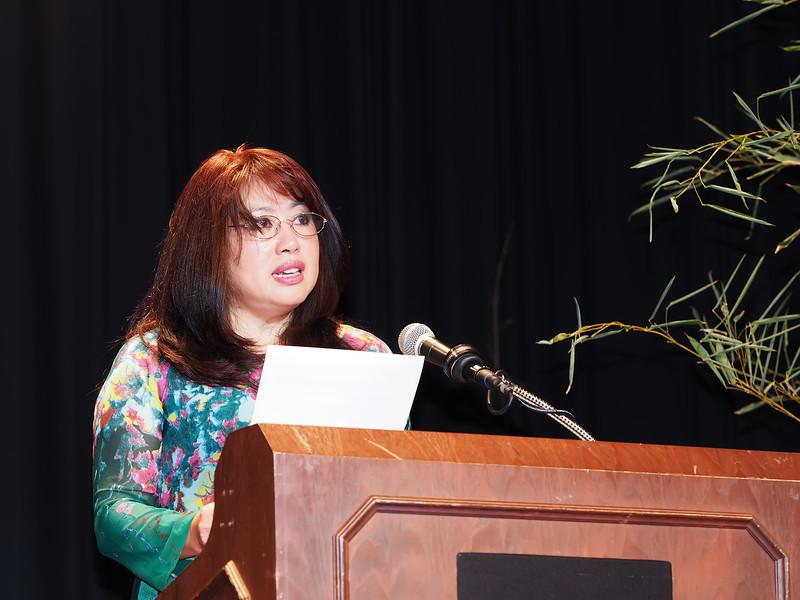 VYEA Viet Summer School Principal, Ms. Nguyễn Phan Trinh