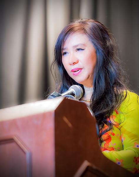 VYEA President - Cô Chử Nhất Anh