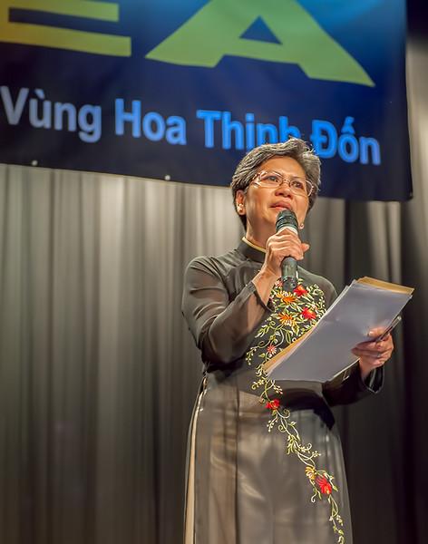 MC Cô Nguyễn Phạm Linh Nguyệt