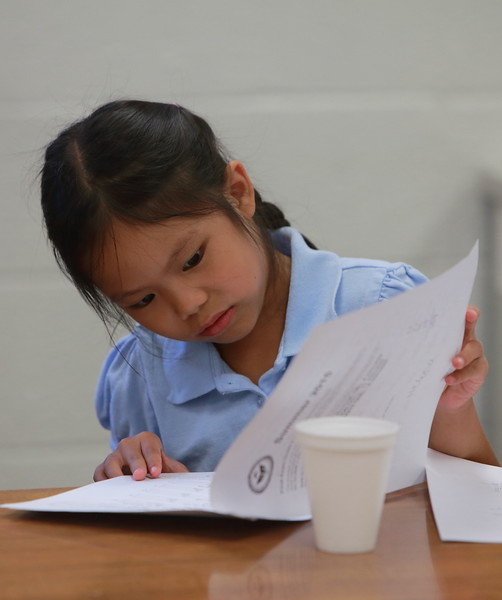 2015 - Lớp 2A - Kiểm lại bài thi - Reviewing the Final Exam results