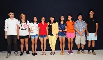 2015 - Lớp 7 Thầy Nam Cô Trinh