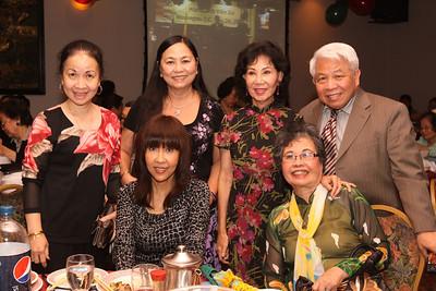 Ông Nguyễn Ngọc Bích, (NCVA) Bà Jackie Bông Bà Khúc Minh Thơ (Hội Tranh Đấu Nhân Quyền Tù Nhân Chính Trị)