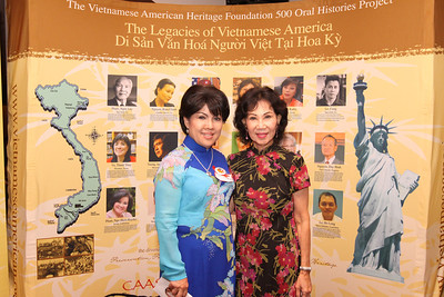 Triều Giang, Jackie Bông Wright (Viet American Voters). Before 1975 Mrs Bông was director of the Viet American Cultural Association