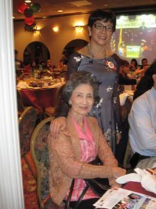 Đậu Phương Mai, MaiLand Inc, contributed $15K to the Fund Raiser. Mrs. Trần Bình