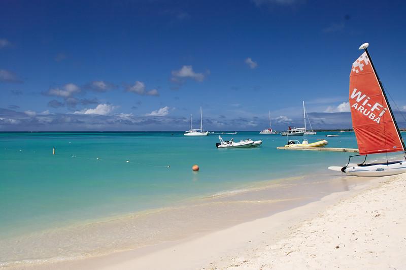 NATURE/PAYSAGE plage Aruba NORM8230-L