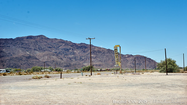 Bagdad Cafe, Newberry Springs CA (USA)