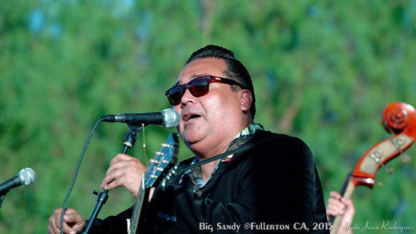 Big Sandy @ Fullerton CA, USA - 8.07.2015