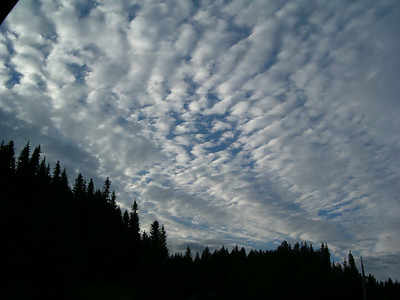 cielo di Norvegia 1