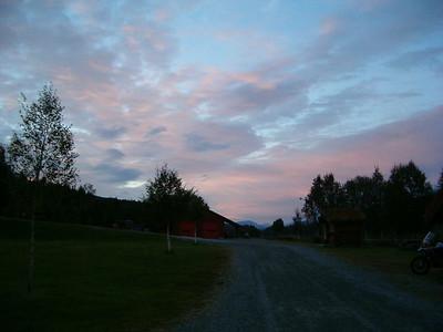 ... e cielo di Norvegia 3...