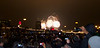 The only shot from the New Years Fireworks.  Hundreds of thousands of people.