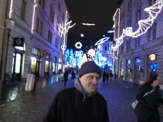 Video of us 4 walking around Ljubjana.  You are truly bored to be watching this.