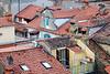 Rooftops in Piran, Slovenia