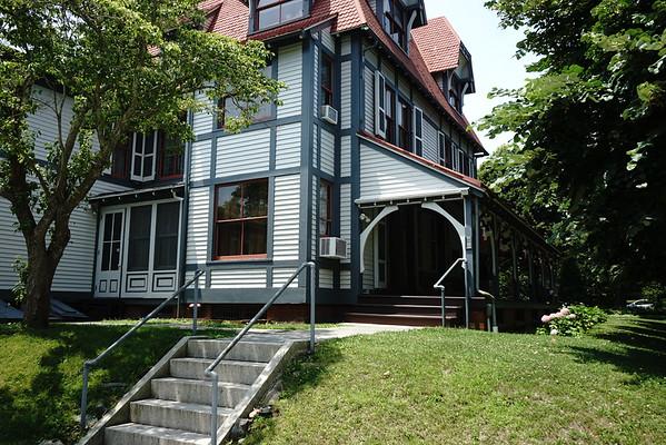 Emlen Physick Home