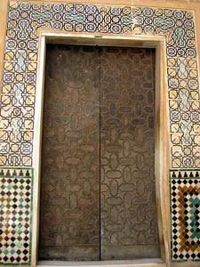 Alhambra interior door