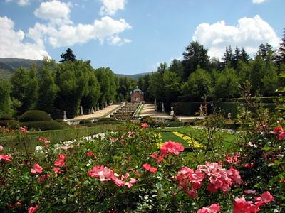 La Granja gardens