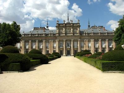 La Granja Palace in Segovia