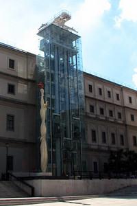 Centro de Arte Reina Sofia  - Great modern art museum