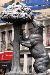 The symbol of Madrid
