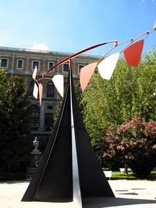 Calder at Sofia Reina