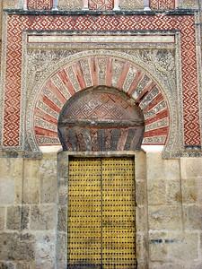 Exterior of Mezquita