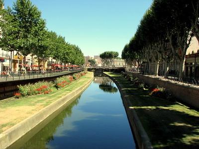 Villefranche de Conflent, Ceret and Perpignan