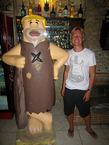 Barney and Me in Pafos