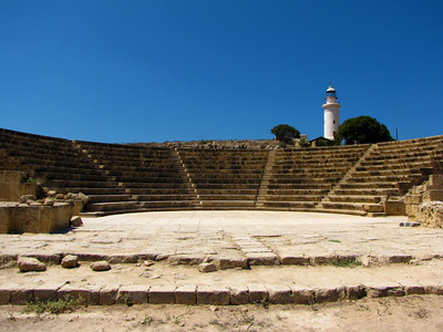 Pafos Odeon, 2nd century AD