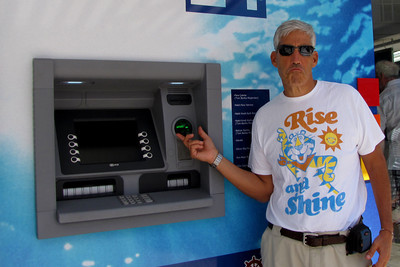 This is the ATM where Richard lost his card.