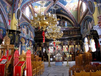 CHURCH ON NISYROS ISLAND