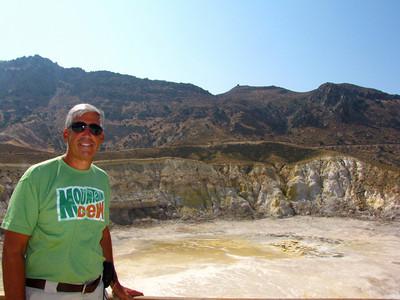 Valcano Crator, Nisyros