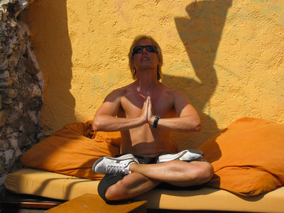 """Doing my Yoga Mantra - """"Mexican Food, Mexican Food, Must Have Mexican Food"""""""