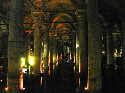 Underground Cistern - 6th century AD