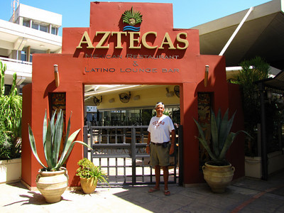 On the Greek Cypriot side of the capital - Mexican Food!!!