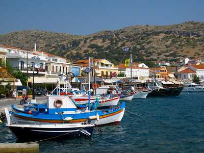 Pithagoris Harbor