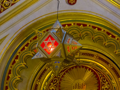 Eternal Light in the great Synagogue